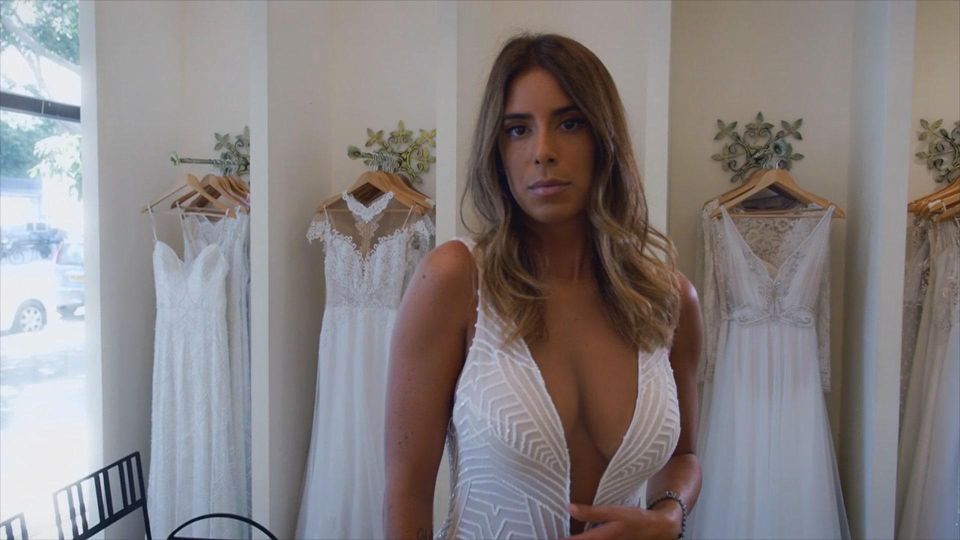 השמלה שעושה את החתונה